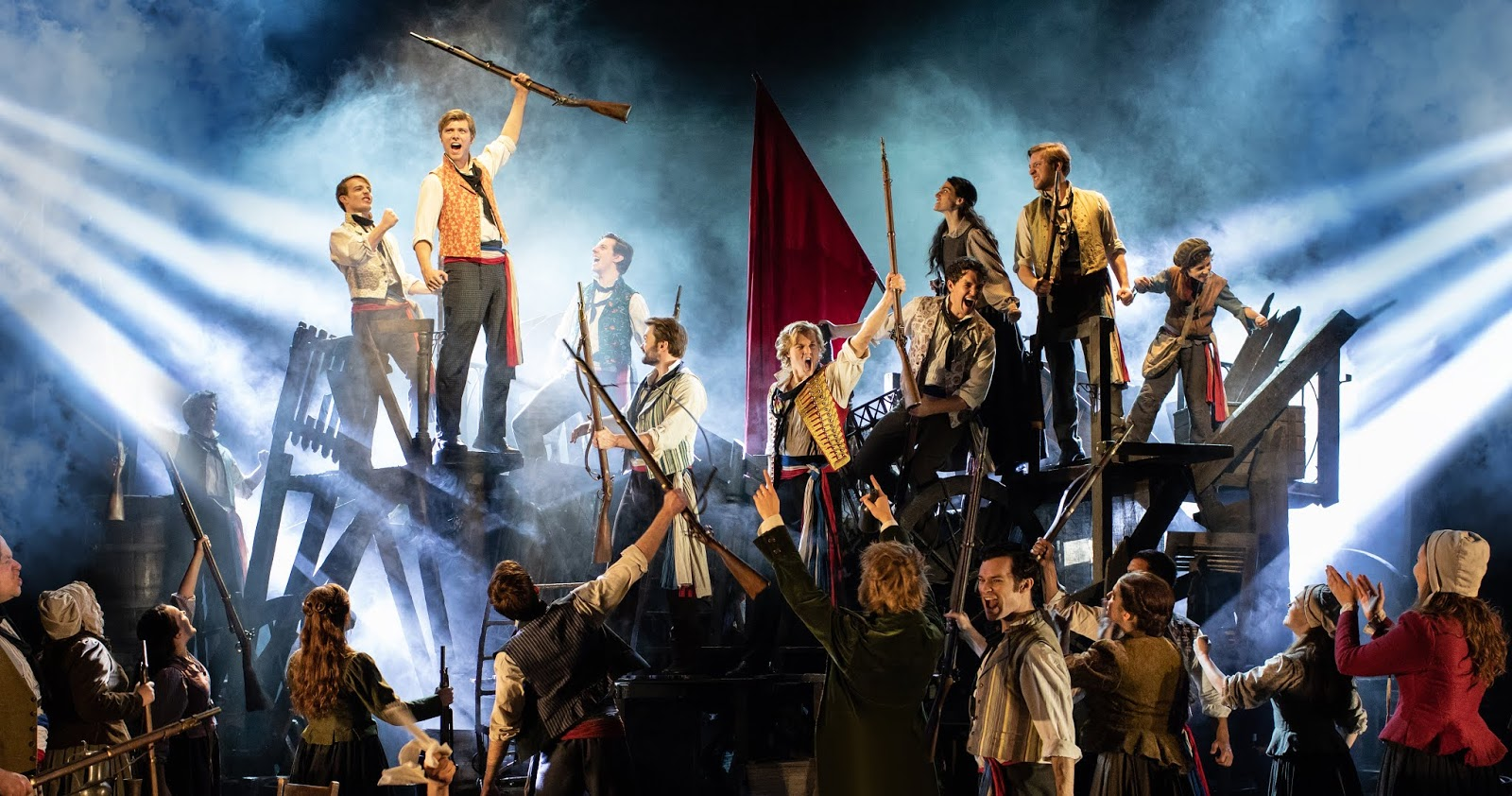 Les Misérables at Newcastle Theatre Royal