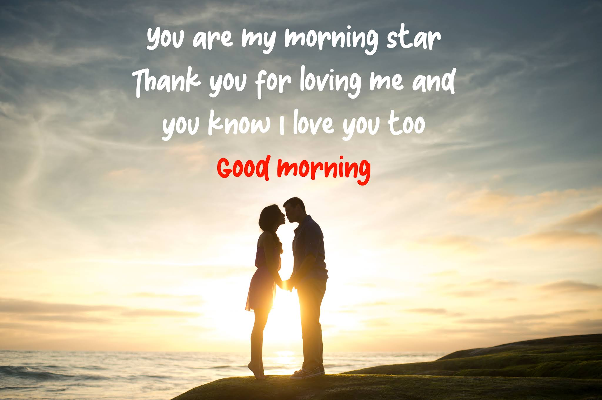 Romantic morning love quotes