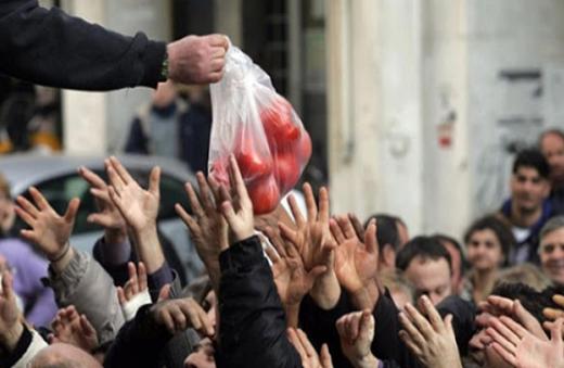 Έρχεται πείνα στην Ελλάδα