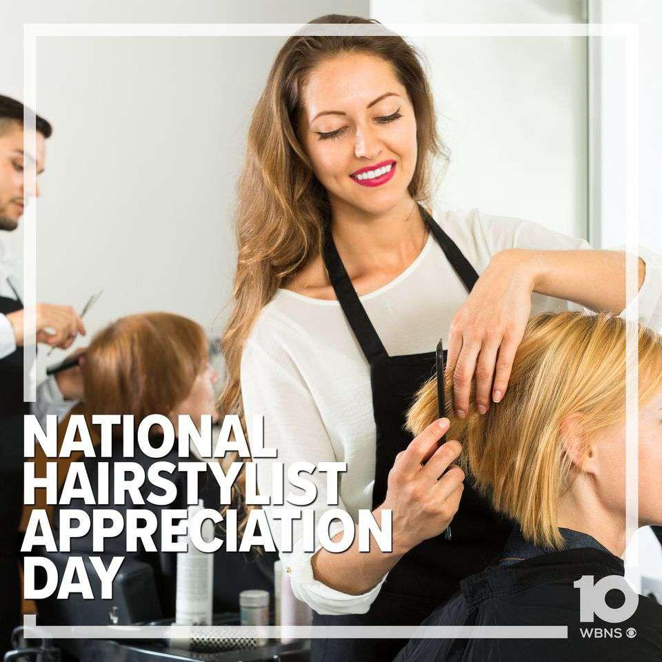 National Hairstylist Appreciation Day Wishes
