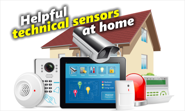 The most basic technical sensors to have at home