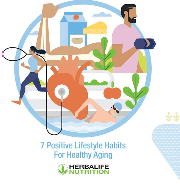 7 Positive Lifestyle Habits for Healthy Aging