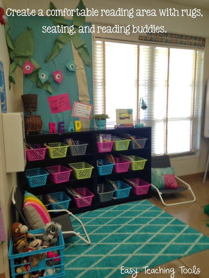 The Primary Pack How To Organize Your Classroom Library