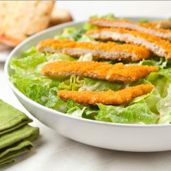 Chick'N Caesar Salad from Veggie Patch