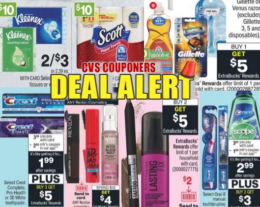Super Must Do Extrabuck CVS Deals