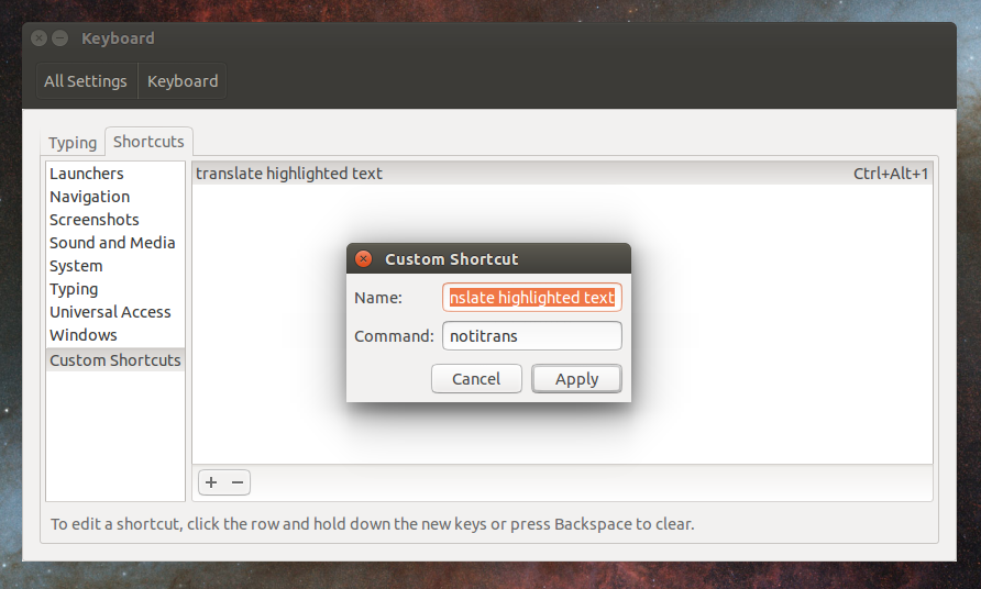 Translate Any Text You Select On Your Linux Desktop With A