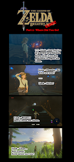Zelda Breath of The Comic Part 2 Where Did You Go?