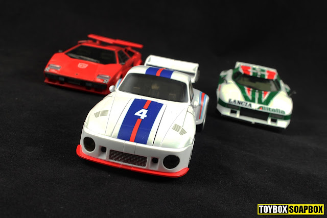 maketoys downbeat martini porsche 935