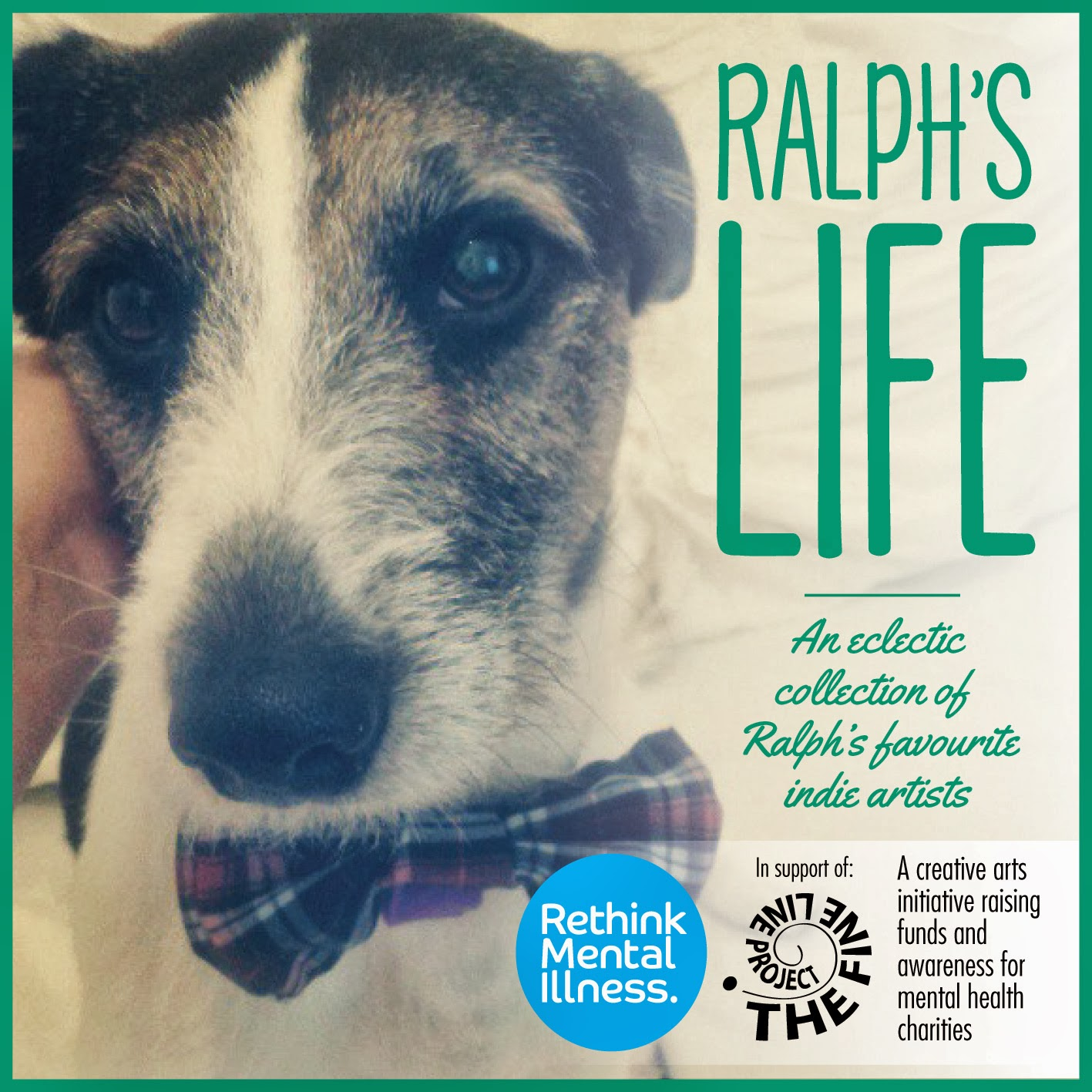 Ralph's Life Indie Music Blog: The Ralph's Life Charity Double CD