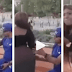 VIDEO : ANGEL BISHOP OBINIM SLAPS HIS WIFE'S BUTTS IN PUBLIC TO SHOW GHANAIANS THAT HER BACKSIDE IS REAL AND CAN SHAKE EFFORTLESSLY