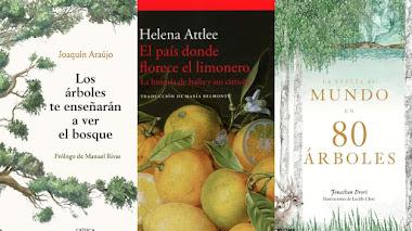 10 libros donde los árboles son protagonistas