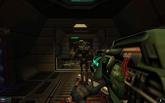 System Shock 2 ScreenShot 01