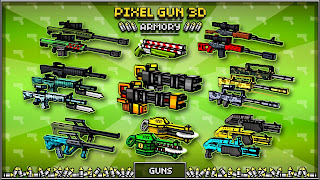 Pixel Gun 3D Apk Mod (Pocket Edition) 13.3.0 New Version