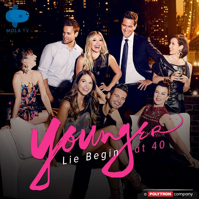 Serial Younger:  Pura-pura Muda Demi Karir dan Cinta