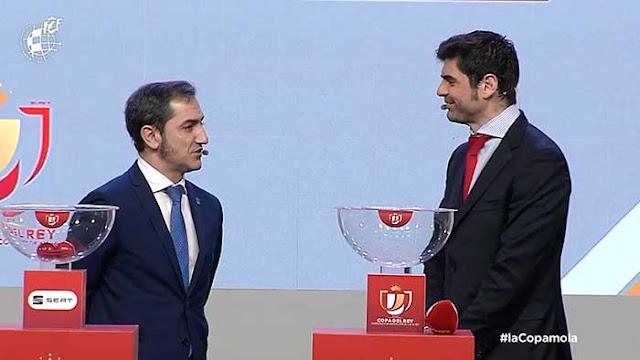 Copa del Rey 2020, UD Ibiza contra Barcelona y Unionistas de Salamanca contra Real Madrid