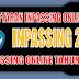 Langkah-Langkah Pendaftaran Inpassing Online Tahun 2018