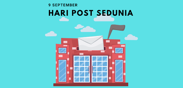 Sejarah Hari Pos Dunia 9 Oktober