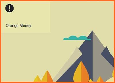 orange money ce este alimentare cont carduri