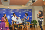 Nani and Keerhi Suresh at Facebook Office-thumbnail-18