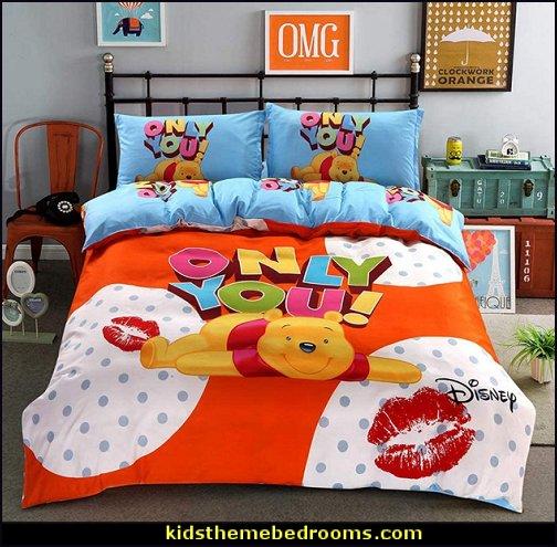 winnie the pooh bedding Winnie The Pooh Duvet Cover  winnie pooh bedding