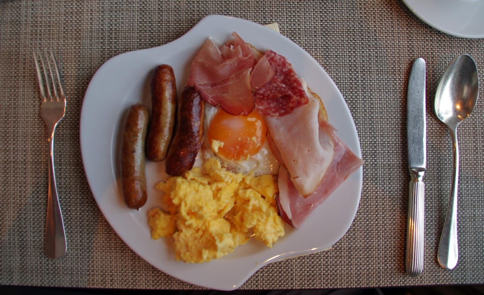 Hotel Belvedere Grindelwald Breakfast