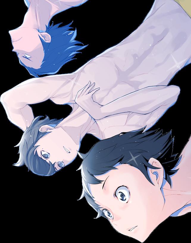 Las novelas DIVE!! tendrán adaptación al manga