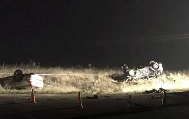 Аварія в Київській області: загинули двоє дітей і дорослий