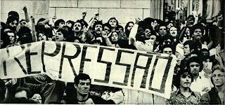 manifestações públicas. ditadura militar. anos 70.