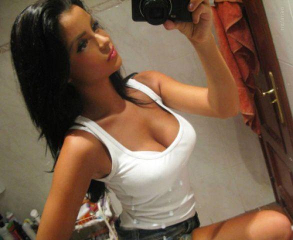Hot girl on msn yahoo webcam - 2 part 1