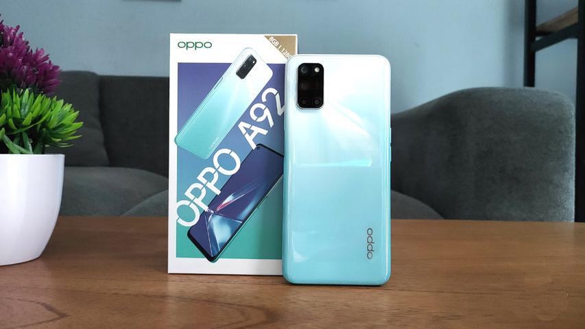 Harga Oppo A92 Di Tahun 2021 Terbaru
