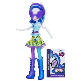 MLP Equestria Girls Rainbow Rocks Neon Single Wave 1 DJ Pon-3 Doll