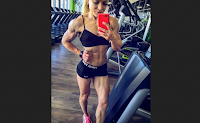 Popular Myths Unveiled For the Woman Bodybuilder : Bodybuilding will make you muscle-bound and loose mobility