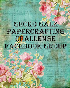 Gecko Galz Facebook Challenges: 4 each month