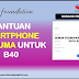 YTL Foundation ~ Permohonan dan Semakan Bantuan Smartphone Percuma Untuk Keluarga B40