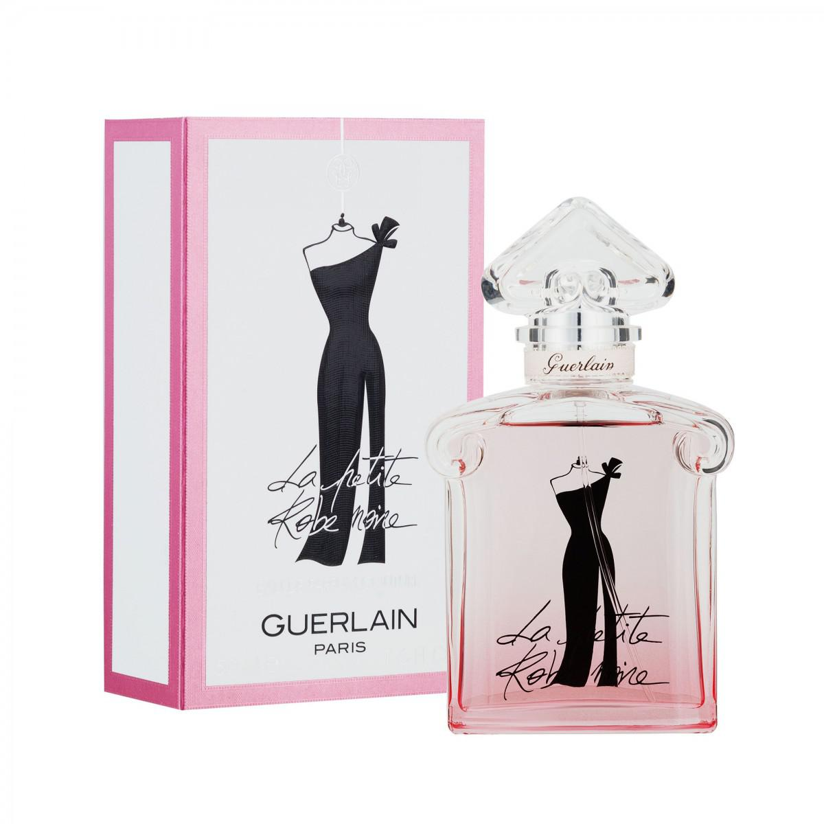 new guerlain la petite robe noire couture eau de parfum full size retail packaging. Black Bedroom Furniture Sets. Home Design Ideas