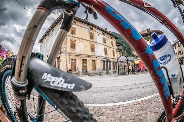 Mountainbike Tour Friaul Udine Monte Brizzia MTB