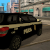 Spin Policia civil Low Poly