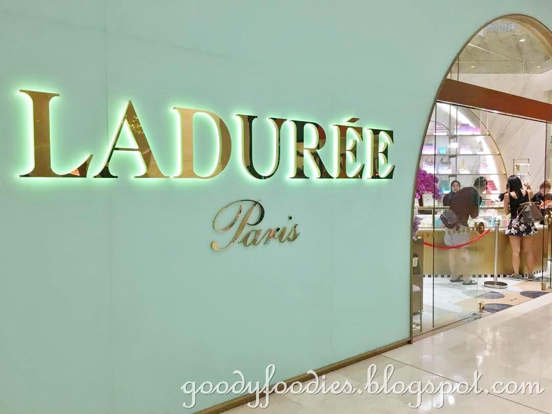 GoodyFoodies: Laduree Malaysia, Pavilion Kuala Lumpur