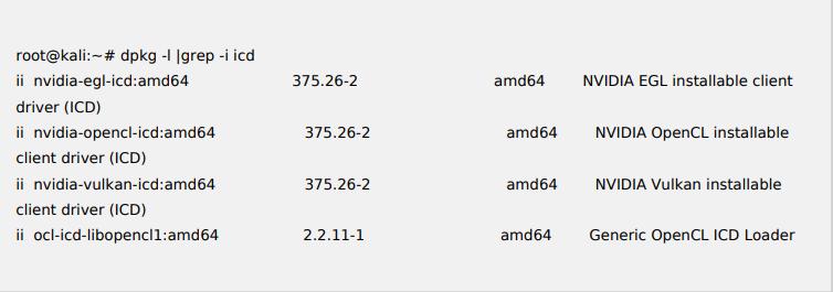 Install NVIDIA GPU Drivers on Kali Linux