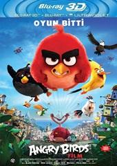 Angry Birds Film (2016) 3D Film indir