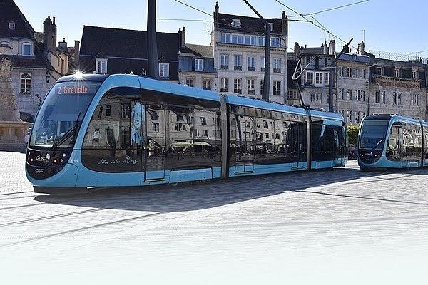 Besançon, Bourgogne-Franche-Comté