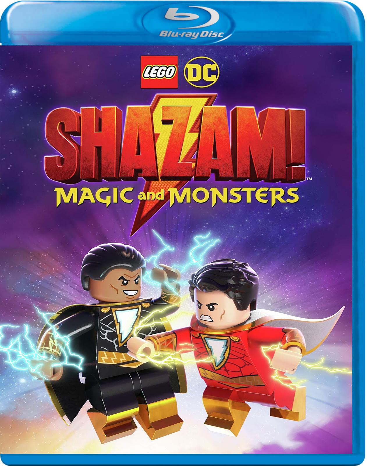 Lego DC: Shazam!: Magic and Monsters [2020] [BD25] [Latino]