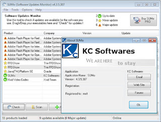 KC Software SUMo Pro 5.0.3.335 Multilingual Full Keygen + Portable