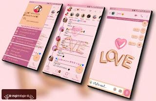 Loves Theme For YOWhatsApp & Fouad WhatsApp By Nanda