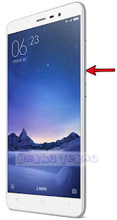 Hapus Mi Cloud Xiaomi Redmi Note 3 Mediatek Hennessy Secara Paten Terbaru (Ram 2/16GB)
