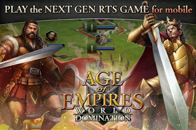 Age of Empires World Domination Mod Apk