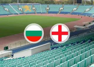 Болгария - Англия: смотреть онлайн бесплатно 14 октября 2019 прямая трансляция в 21:45 МСК.