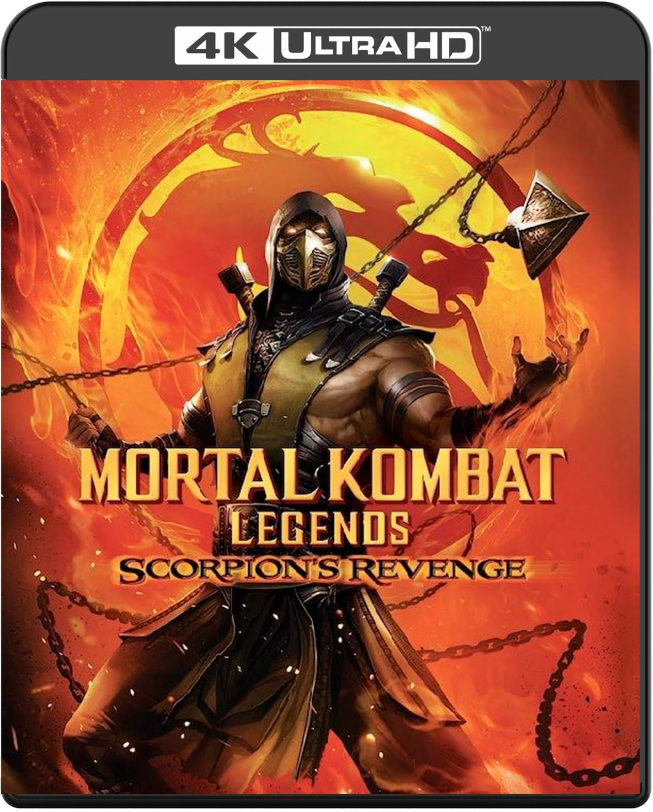 Mortal Kombat Legends: Scorpion's Revenge [2020] [UHD] [2160p] [Latino]