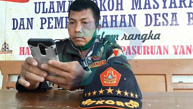 Ketua Banser Nyatakan Siap Jadi Orang Kedua yang Divaksin Setelah Jokowi
