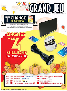 Catalogue Conforama 29 août - 25 Septembre 2017
